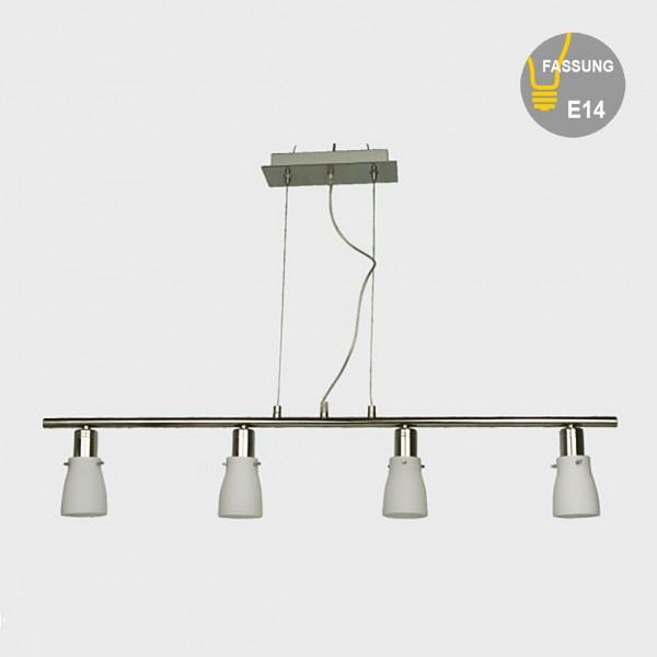 Energiesparende Pendel-Deckenleuchte EIKO 4 flammig Esszimmerlampe