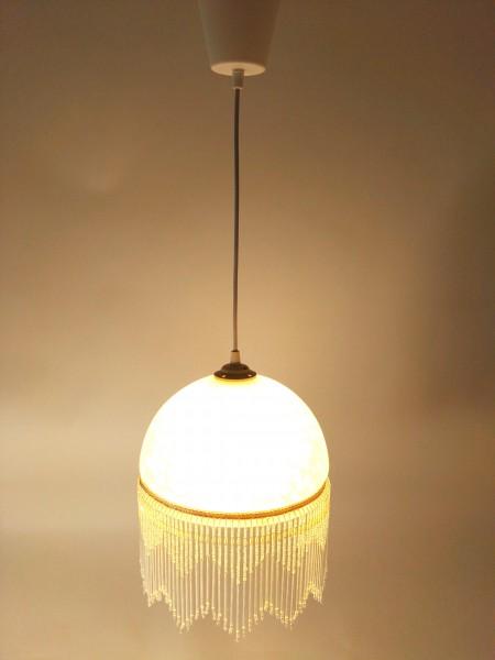 LED-Decken-Pendel-Leuchte Weide 1-flammig Landhausstil