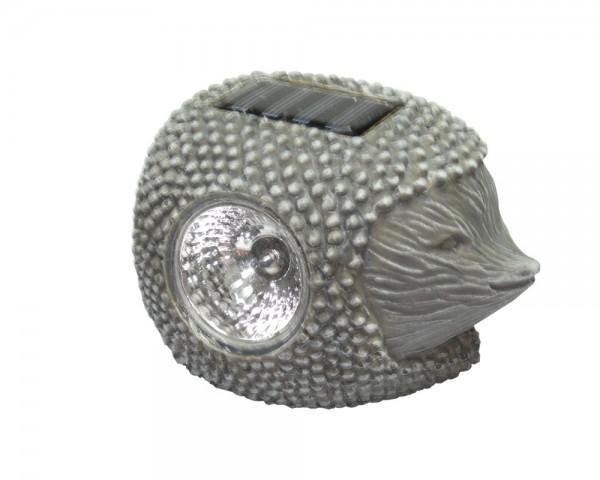 LED Solarleuchte Igel
