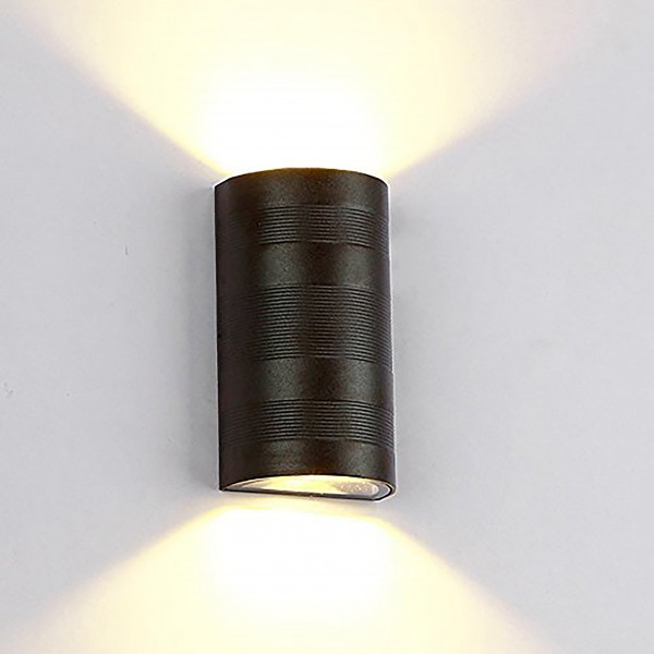LED Außenwandleuchte Dian