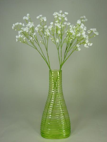 3 x Dekoblume Schleierkraut Spray im Set Kunstblumen Dekopflanze