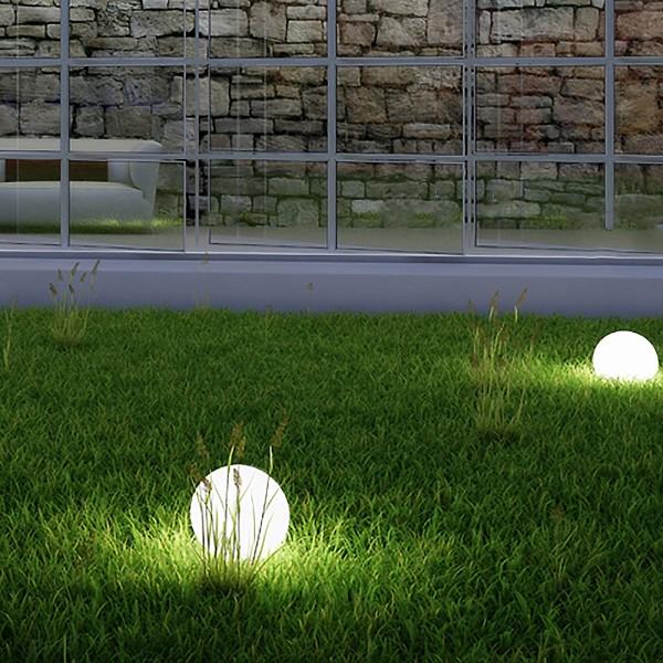 Dalux® Solar-Kugel-Dekoleuchte OLA Garten 2er Set