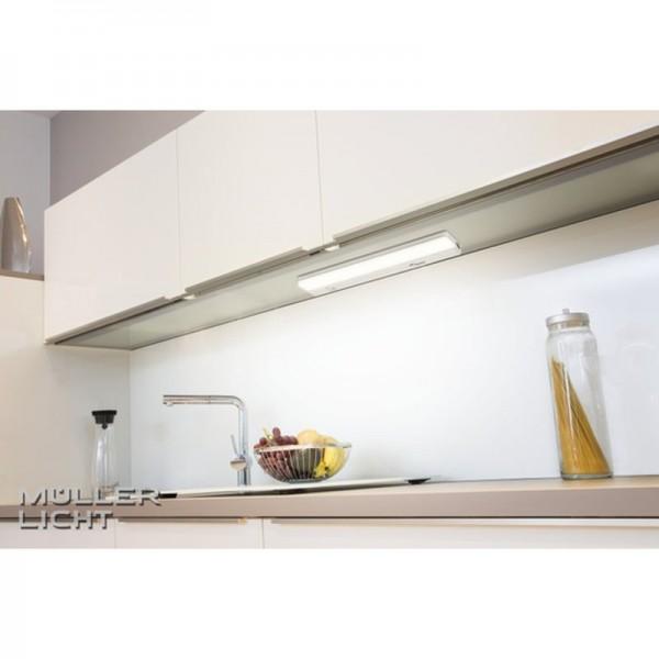 LED Unterbau-Wandleuchte mit Schlter & Dimmer