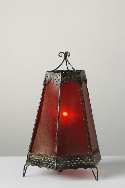 Tisch-Deko-Leuchte CASANDRA im orientaIischen Stil