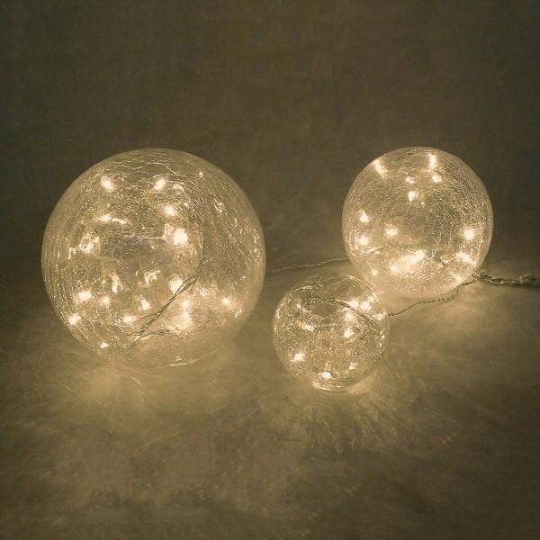 LED Kugelleuchte FIONA Dekoleuchte