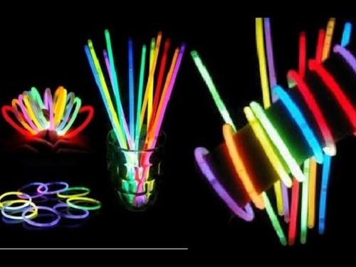 Knicklicht-Box 102 teilig Party-Fasching-Spaß
