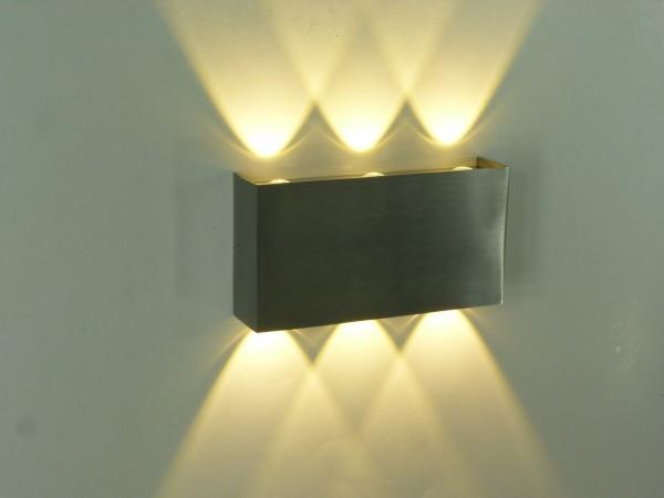 LED Außenwandleuchte Gera
