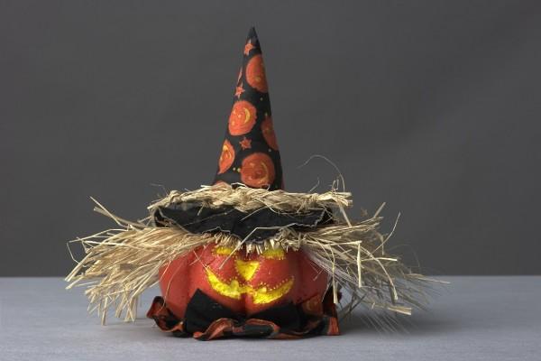 Halloween-Dekoration beleuchteter Kürbis-Kopf Mr. Magic Dekoleuchte