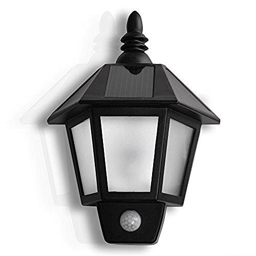 LED Solar Wandleuchte Keno