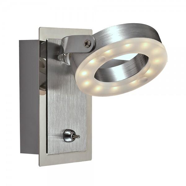 Aluminium LED Strahler TANO Spotlampe Wandleuchte Deckenleuchte