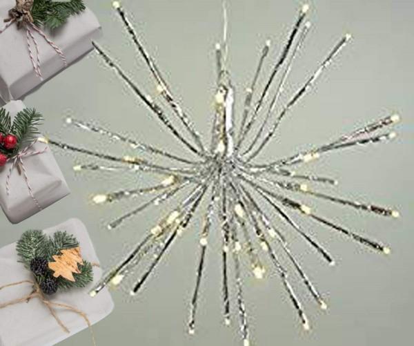 LED Stimmungsleuchte Deko-Licht SADIE Weihnachts-Leuchtstern