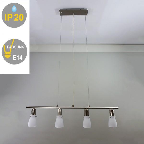 Pendelleuchte ZARA inklusive Leuchtmittel Wohn-Esszimmer-Lampe