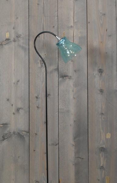 Solar Stecker mit Lampenschirm sortiert Solarleuchte