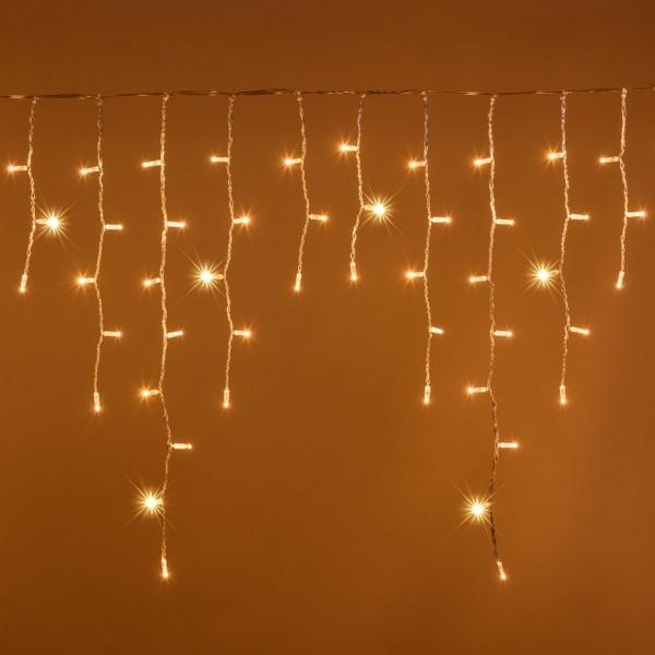 LED Lichterkette Eisregen 126er L700cm IP44 3,6W