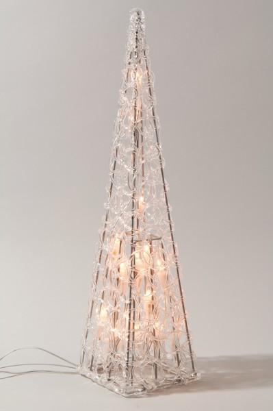 Dekopyramide beleuchtet Weihnachtsdekoration für Innen