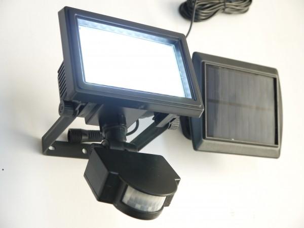 Solar Wandstrahler Ulf 99 LEDs