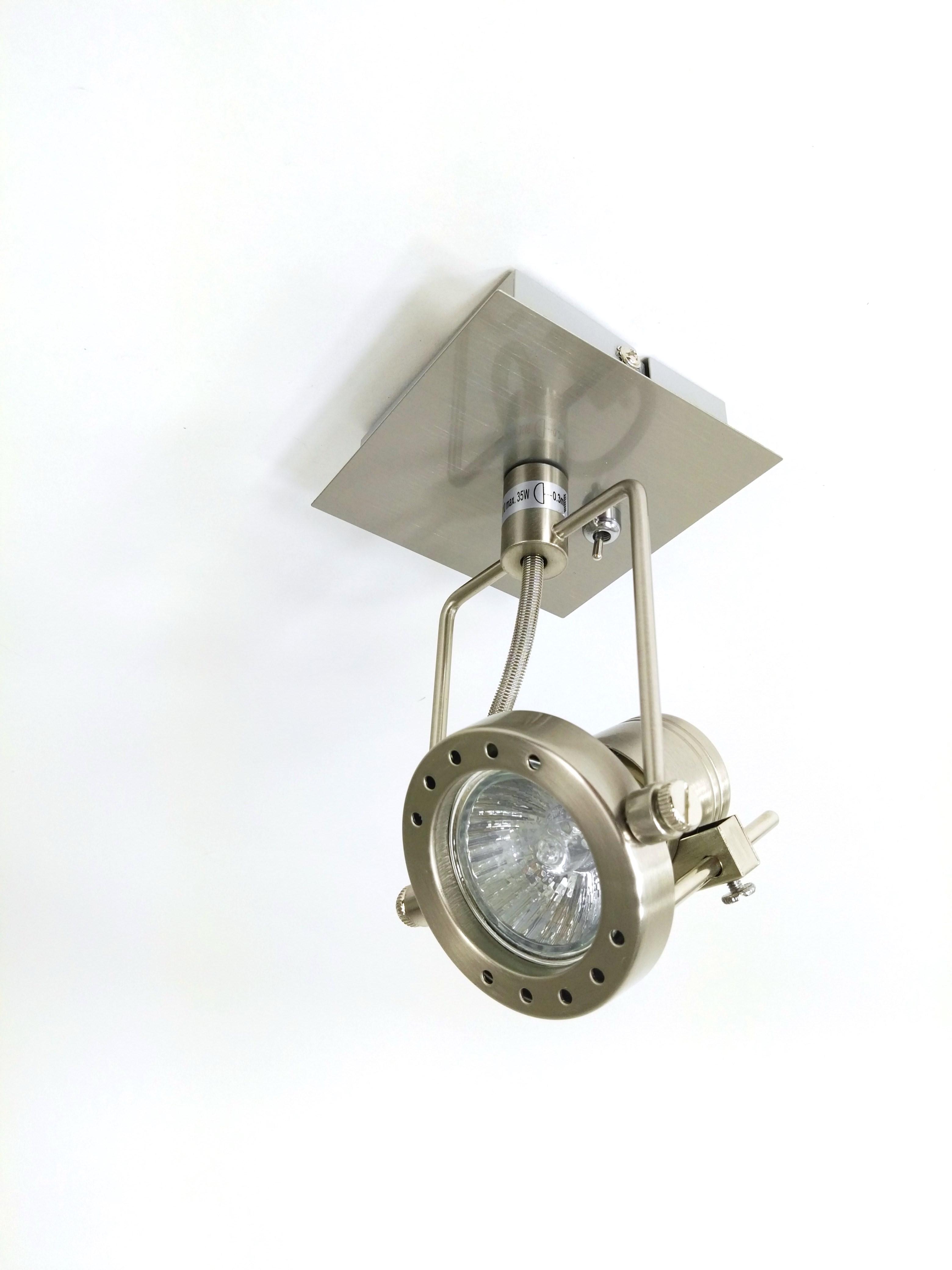 Lampe Spot Balken Strahler drehbar schwenkbar LED Decken Leuchte Energiespar