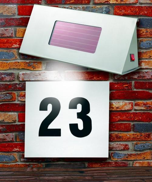LED Solar-Hausnummernbeleuchtung Elara I
