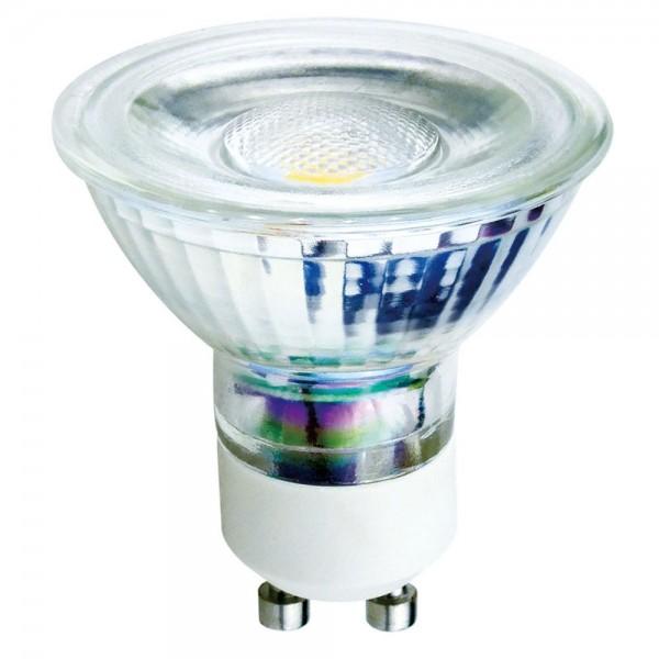 LED Leuchtmittel GU10 2700K 650lm, 7W RA>80