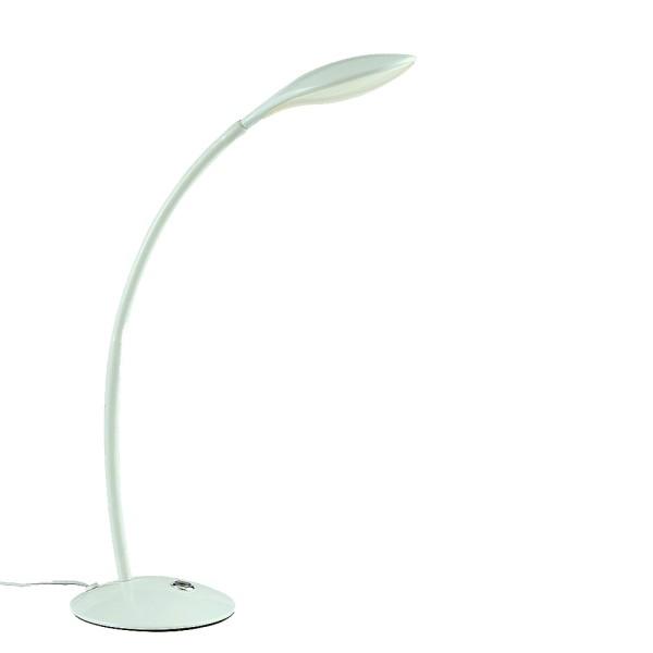 LED Tischleuchte DANKO Schreibtischleuchte mit Touch Dimmfunktion und Flexarm