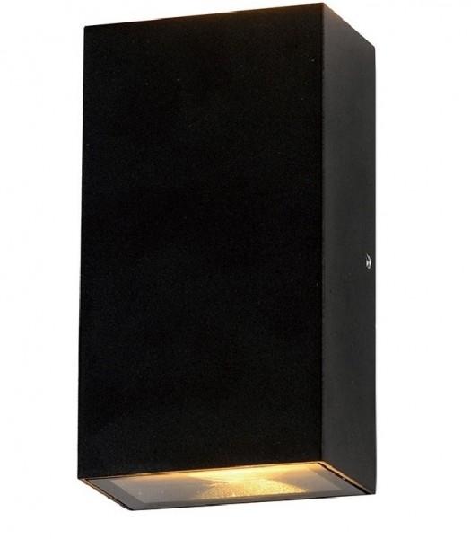 Hochwertige LED Außen-Wandleuchte CARRARA