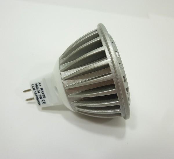 LED Leuchtmittel MR16 5W 2700K 360LM