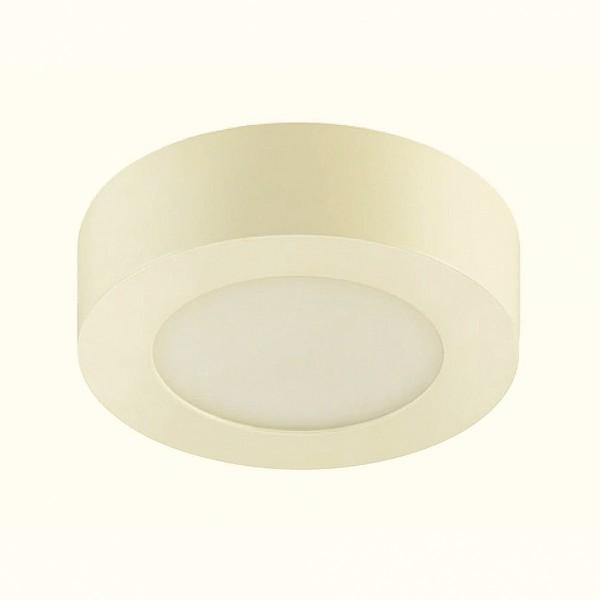 LED Decken- Wandlampe BELDA rund Aufbauleuchte