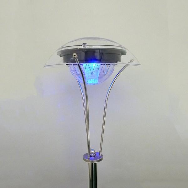 LED Solar-Außenerdspieß Gitte
