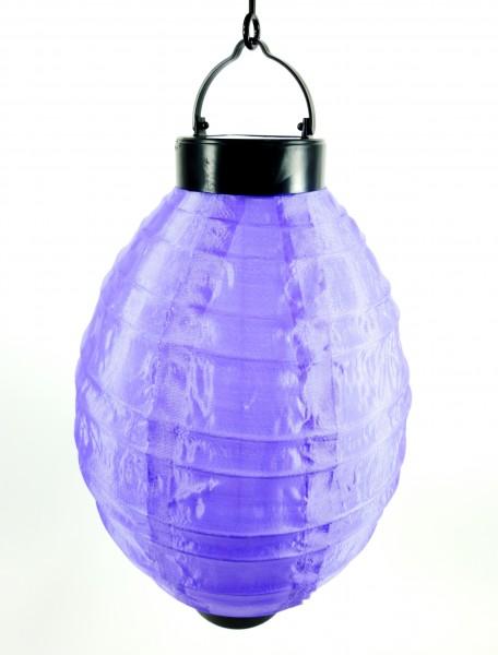 LED Solar Lampion oval