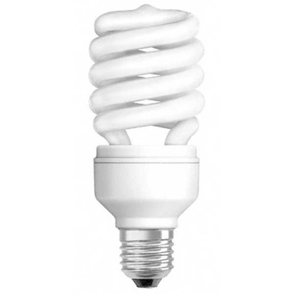 Energiespar-Leuchtmittel Spirale Fassung E27-23W Energiesparlampe Ersatzlampe