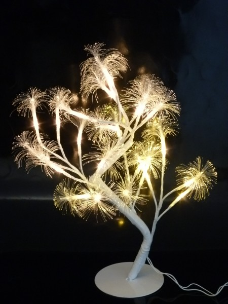 LED Fiberglasbaum 24 flg.
