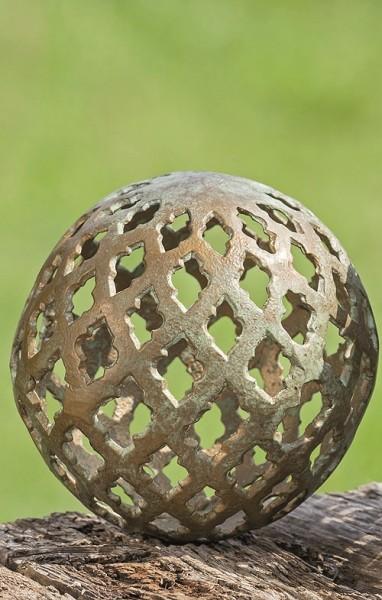 Kugel Bathi Aluminium grün