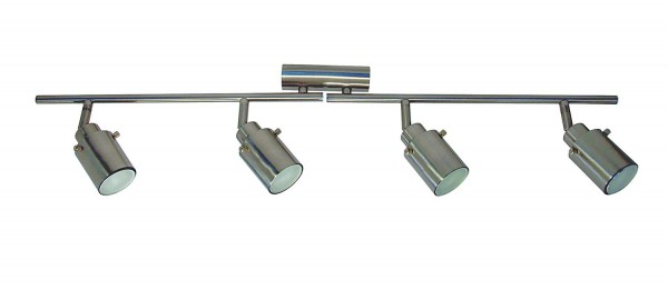 Energiesparender Strahler TOMKE 4 flammig Spot-Decken-Lampe