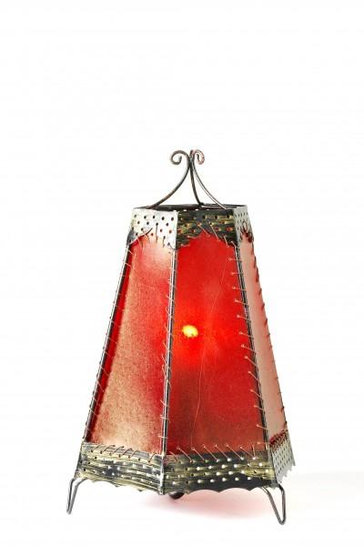 Tisch-Deko-Leuchte CASANDRA im orientalIischen Stil