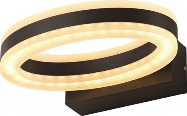 LED Außenwandleuchte Sydney oval