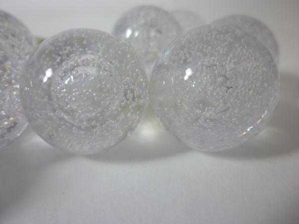 LED Lichterkette BUBBLE BALL 10flammig batteroebetrieben Weihnachtsbeleuchtung